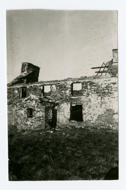 Dalby Lag, Ruined Crofter's House