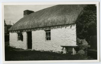 Cregneash, Harry Kelly's cottage