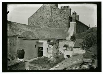 Ann Watt's cottage, Shore Road, Port Erin