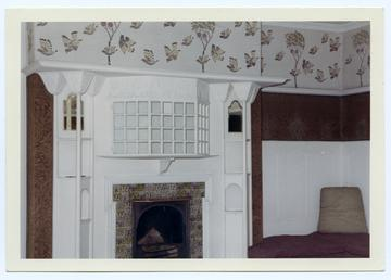 Fireplace, Glencrutchery House, Douglas