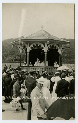 Bandstand, Harris Promenade, Douglas