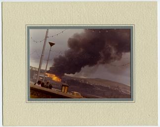 The Summerland Fire, Douglas
