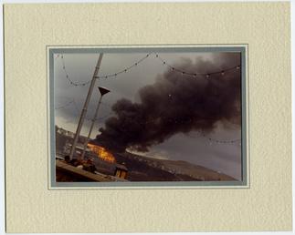 Summerland Fire, Douglas