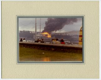 The Summerland Fire