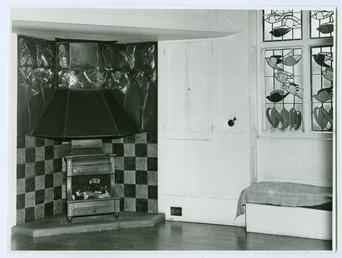 The hall, Glencrutchery House, Douglas