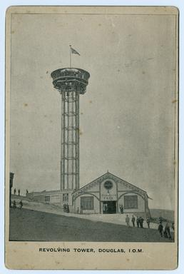 Revolving Tower on Douglas Head