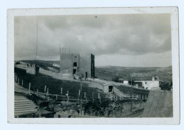 Douglas Head Royal Naval radar school