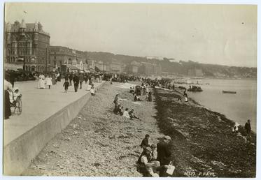 Harris and Central Promenade, Douglas