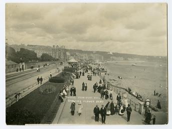 Harris Promenade, Douglas