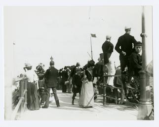The Iron Pier, Douglas