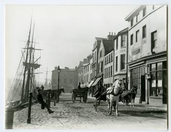 North Quay, Douglas