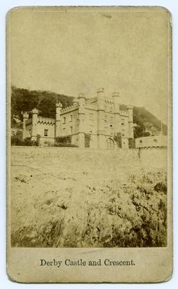 Derby Castle and the Crescent, Douglas