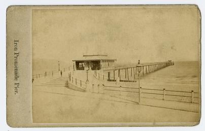 The Iron Promenade Pier, Douglas