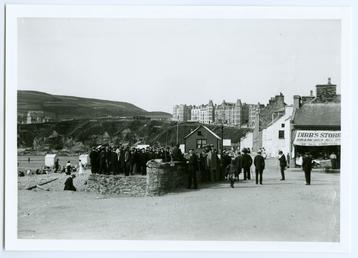 Cunningham's campers meet at Port Erin