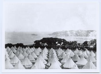 Cunningham's Camp, Douglas