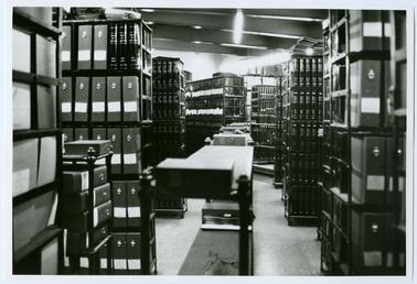 General Registry deed stack, Douglas