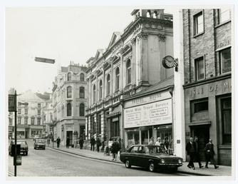 Barclays bank, Victoria Street, Douglas