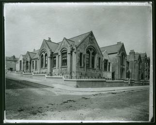 Tynwald Street board school, Douglas
