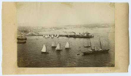 Douglas Harbour from Douglas Head