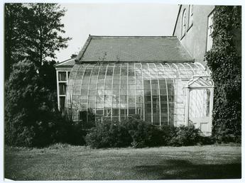 Conservatory at Glencrutchery house, Douglas