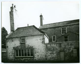 Rear of Glencrutchery house, Douglas