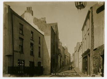 Big Well Street, looking west, Douglas