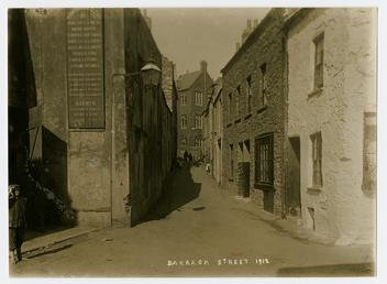 Barrack Street, from the east end of Big…