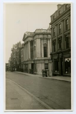 Courthouse, Athol Street, Douglas
