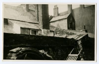 Old sea defences, Fort Street, Douglas
