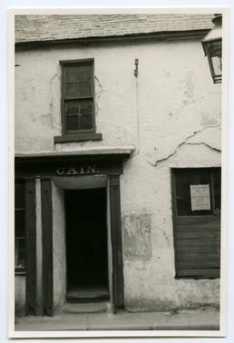 Cain's doorway, Douglas