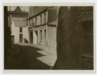 The poor house, Fort Street, Douglas