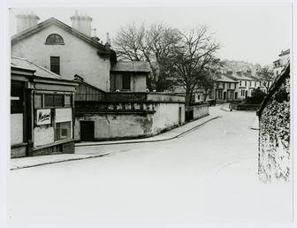Broadway and Dr Okell's house, Douglas
