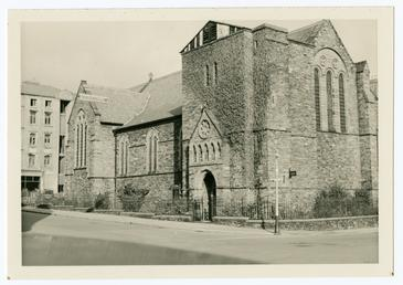 St Matthew's church, Douglas