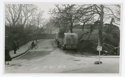 Junction of Derby Road and Broadway, Douglas