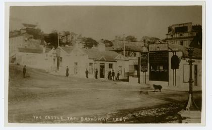 The Castle Tap, Broadway, Douglas