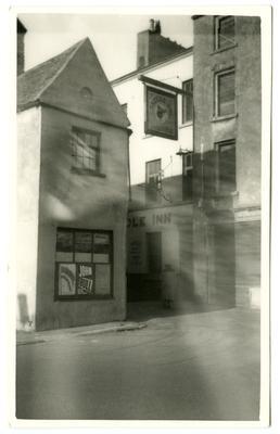 North Quay and the Saddle Inn, Douglas
