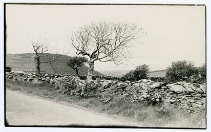 Eairy, St John's road looking north west