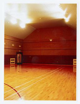 St John's School sports hall