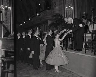 Dance Championships, Palace