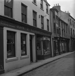 John J. Clague's shop, Castletown