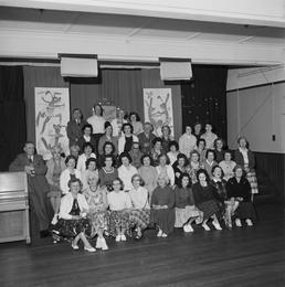 Manx Folk Dancers, Victoria Road, Castletown