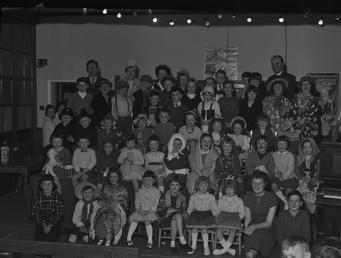 Children's concert, Bucks Road, Douglas