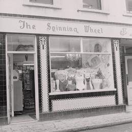 The Spinning Wheel, Strand Street