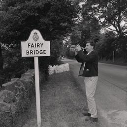 Kenny Ball at Fairy Bridge