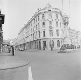 Villiers Hotel, Douglas
