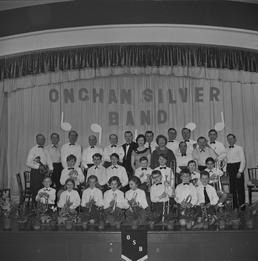 Onchan Silver Band