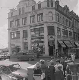 Rendezvous Café, Greensills Corner