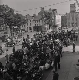 Motorcycle Rally, Castletown