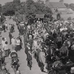 Motorcycle Rally, Witches Mill, Castletown