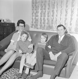 George Crellin, Lherghy Dhoo, Peel